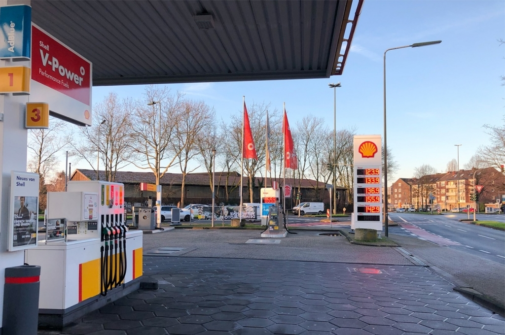 DÜSSELDORF, KARSLRUHER STRASSE