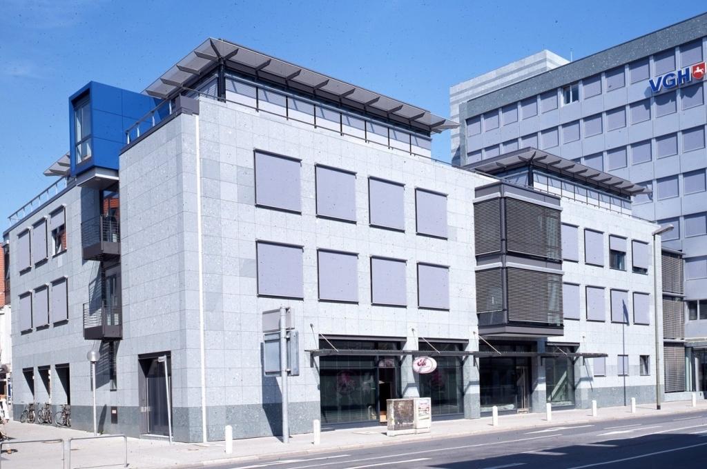 Neubau einer Hauptgeschäftsstelle in Osnabrück