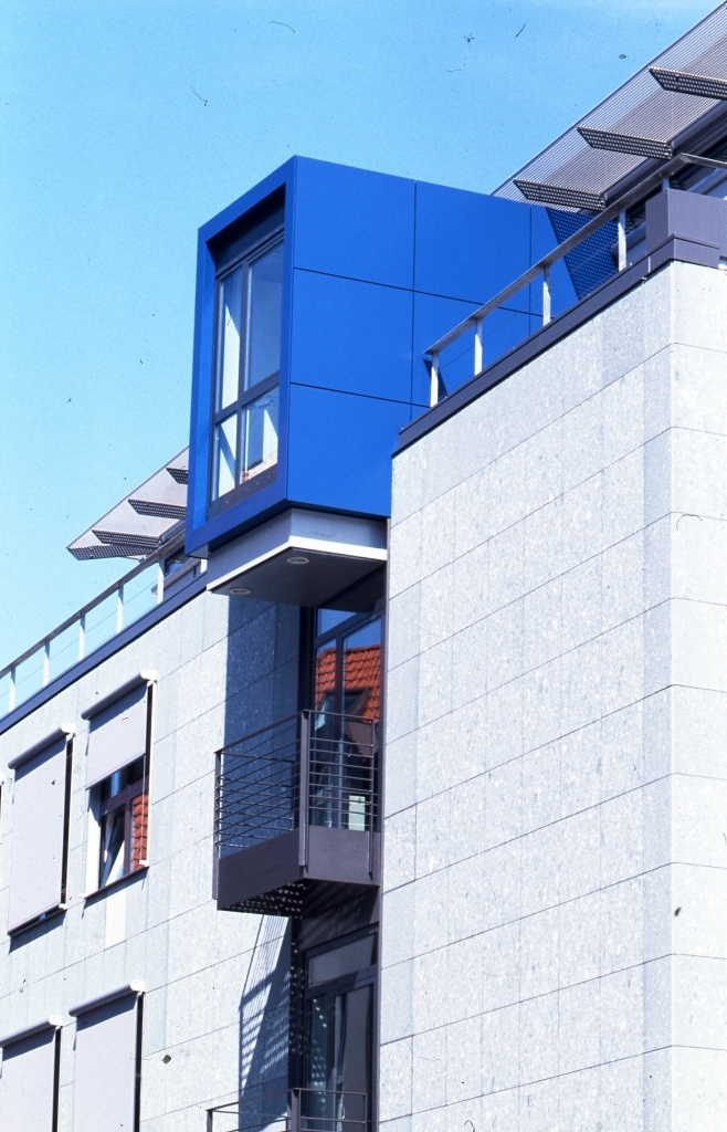 Umbau einer Hauptgeschäftsstelle in Osnabrück