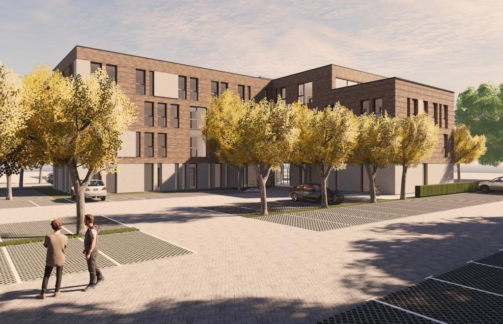 Wettbewerb Verwaltungsgebäude Osnabrück